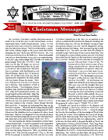 Winter 2012-13 newsletter in English